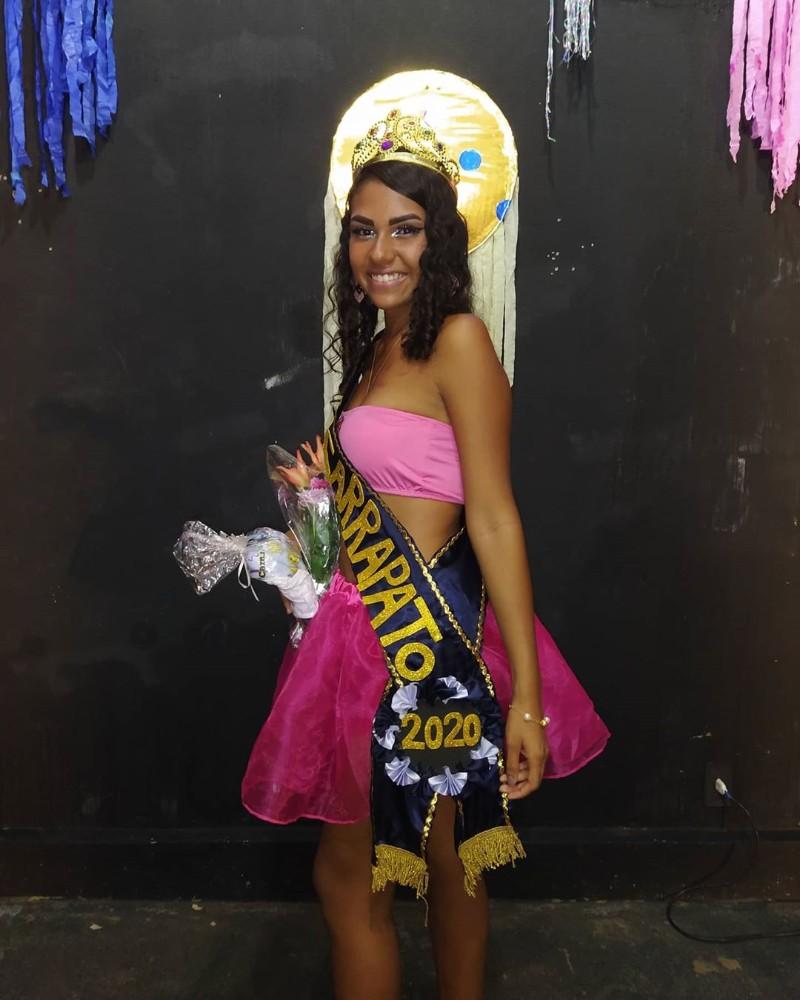Miss carrapato 2020