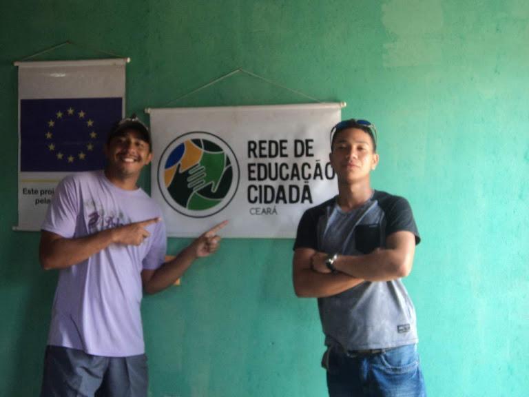 Parcearia: Rede de educação cidadã/Recid